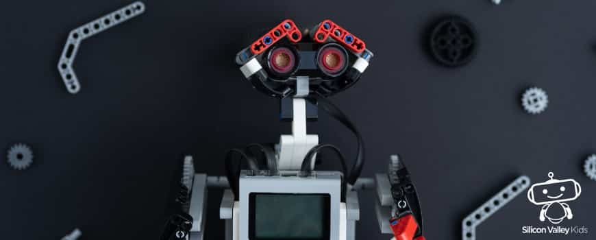 Lego Mindstorms – Entdeckergeist
