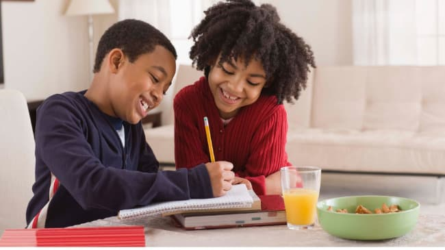 Lernmotivation Kinder – Gemeinsames Lernen