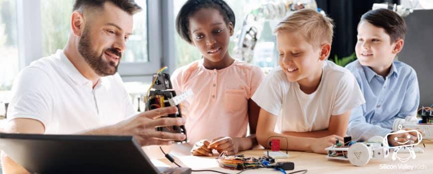 Roboter Bausatz – Entdeckerspaß