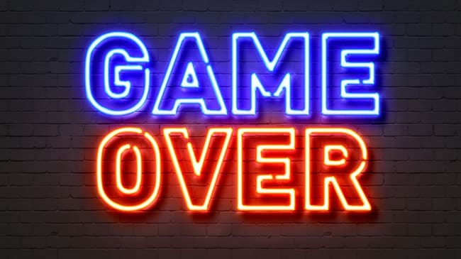 Game over – Scratch Sounds