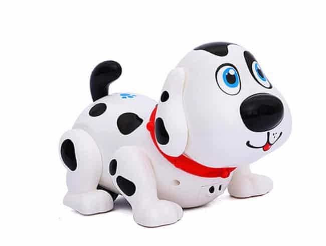 Hunde-Roboter – Der interaktive Welpe