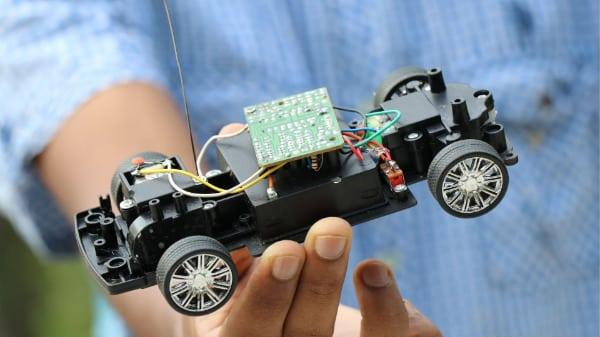 Einen Rennwagen selber bauen