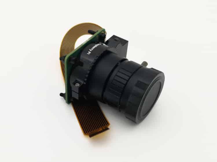 Raspberry Pi Zubehör: Kamera