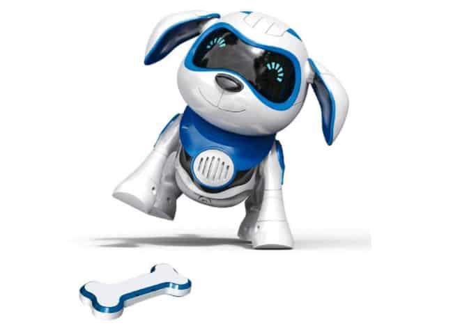 Roboter Hunde als Alternative zum echten Haustier