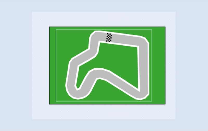 Scratch Autorennen – Das Bühnenbild zeichnen