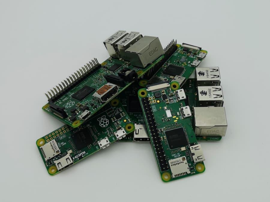 Raspberry Pi Einstieg – Verschiedene Modelle