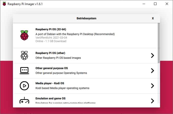 Raspberry Pi Download & Installation – Die Software einrichten