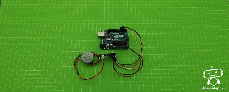 Arduino Schrittmotor – Eine einfache Anleitung