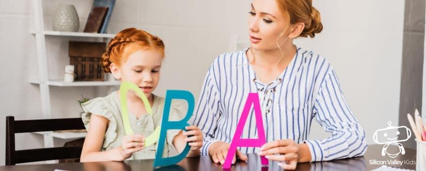 Buchstaben lernen – Tipps und Ideen