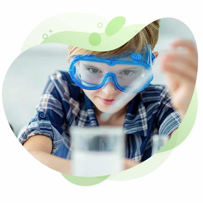 Naturwissenschaftliche Bildung für Kinder